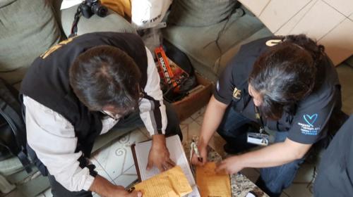 Un hombre fue capturado en la zona 18 por poseer material pornográfico