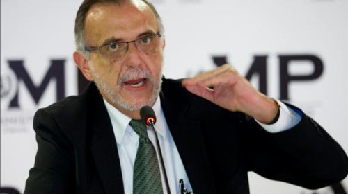 """Iván Velásquez: """"Los poderes ocultos serán derrotados"""""""