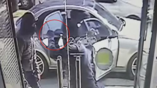 Espectacular robo a un banco argentino en tan solo 30 segundos