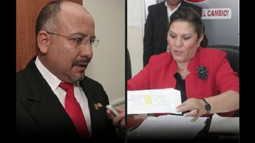 Exdiputados de Lider son ligados a proceso por tráfico de influencias