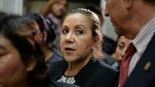 Blanca Stalling ligada a proceso y enviada a cárcel Mariscal Zavala
