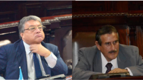 CSJ le retira la inmunidad a diputados César Fajardo y Roberto Kestler