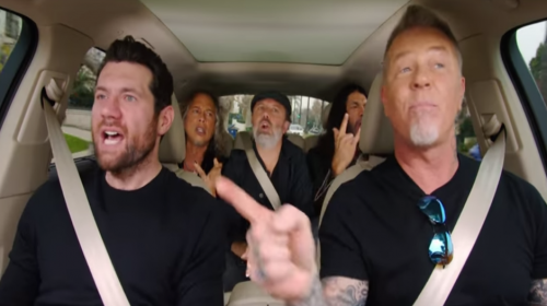 "James Corden y ""Carpool Karaoke: ""The Series"", lo nuevo de Apple Music"