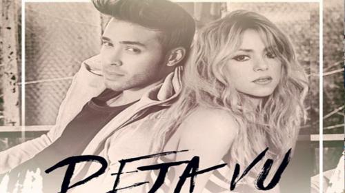 "Shakira y Prince Royce estrenan ""Déjà vu"", un tema al ritmo de bachata"