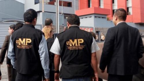 MP alerta a la PNC sobre posibles ataques de pandilleros