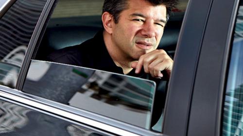 Director de Uber es grabado mientras discute con uno de sus pilotos