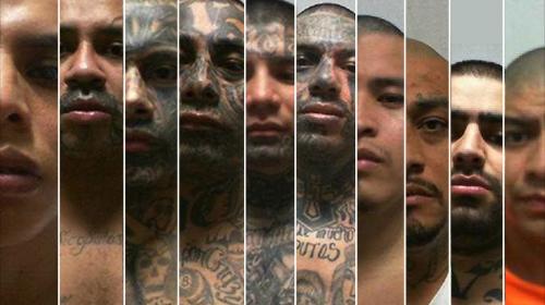 Sleepy, Smiley, Lobo, Krosty... Apodos de los pandilleros en Guatemala