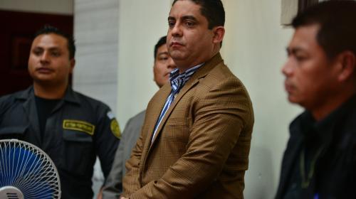 Monzón ya declaró: Sobornos fueron guardados en Casa Presidencial