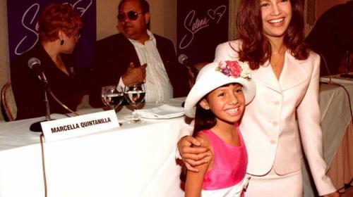 ¿Recuerdas a la niña que interpretó a Selena? Así luce ahora