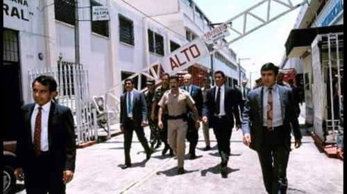 Serrano Elías busca que su orden de captura quede sin vigencia