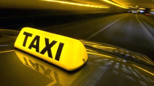 La historia del muerto que iba como pasajero en un taxi
