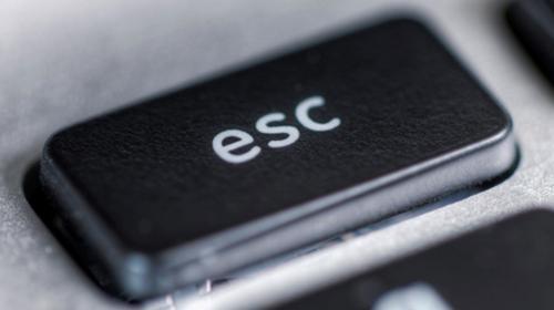 """¿Sabes quién y por qué se inventó la tecla """"esc"""" de los teclados?"""