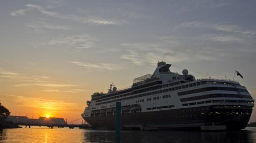Siete cruceros de lujo ingresarán a Guatemala la próxima semana