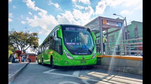 Servicio del Transmetro será irregular hasta el domingo próximo