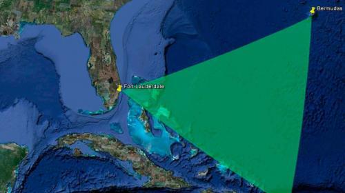 Continúan los debates en torno al Triángulo de las Bermudas