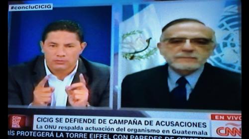 """Iván Velásquez: """"Probablemente no me va a pasar nada"""""""