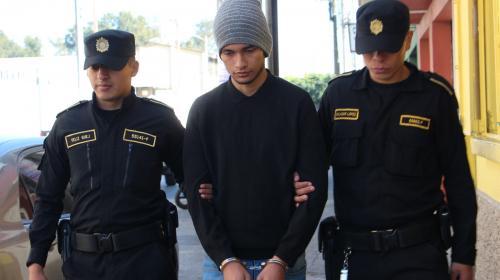 Capturan a hombre que violó a una joven en carretera a El Salvador