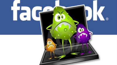 Cerca de 10 mil usuarios de Facebook afectados por ataque de malware