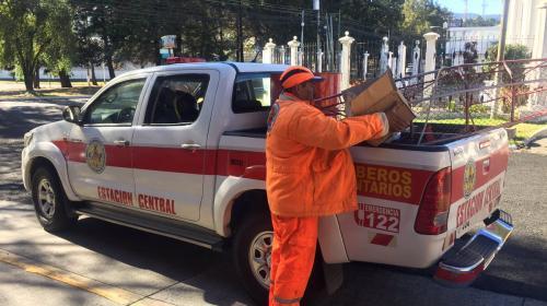 Rescatan a dos de seis desaparecidos en volcán Acatenango