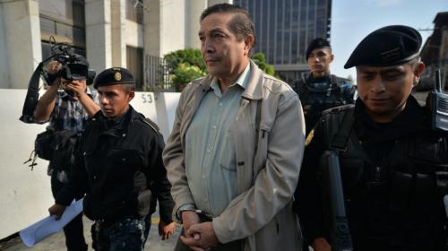 Boris Navas, el contratista arrestado que ganó Q2 millardos con el PP