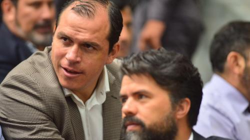 """MP: """"Pezzarossi recibía un soborno de Q25 mil al mes"""""""