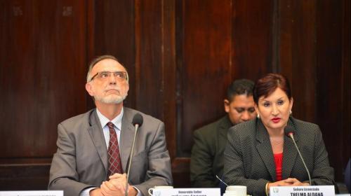MP y CICIG piden retirar iniciativa de rebaja de condenas del Congreso