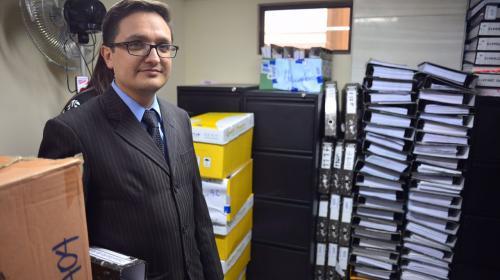 #CooptaciónDelEstado: MP presenta casi 2 mil pruebas contra implicados