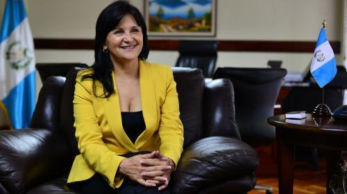 Gloria Porras: la Magistrada disidente que presidirá la CC