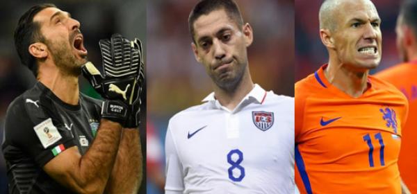 ¿Toma forma torneo entre selecciones que no clasificaron a Rusia 2018?