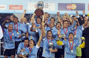 La Selección de Uruguay es la que ha ganado más ocasiones la Copa América