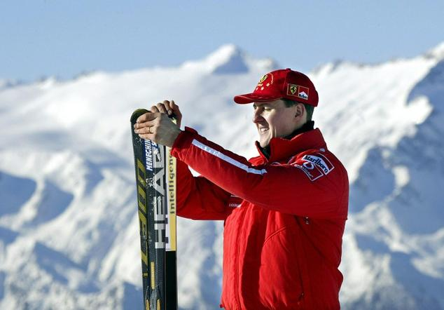 Schumacher está en coma desde hace más de cinco meses, tras un accidente mientras esquiaba