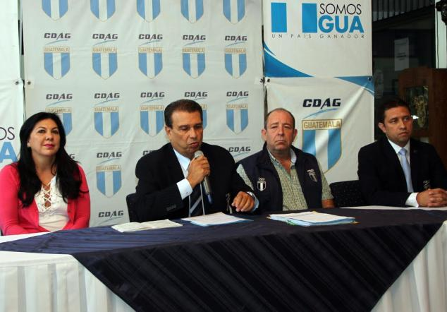 Denis Alonzo y la CDAG le dan el tiro de gracia al fútbol foto