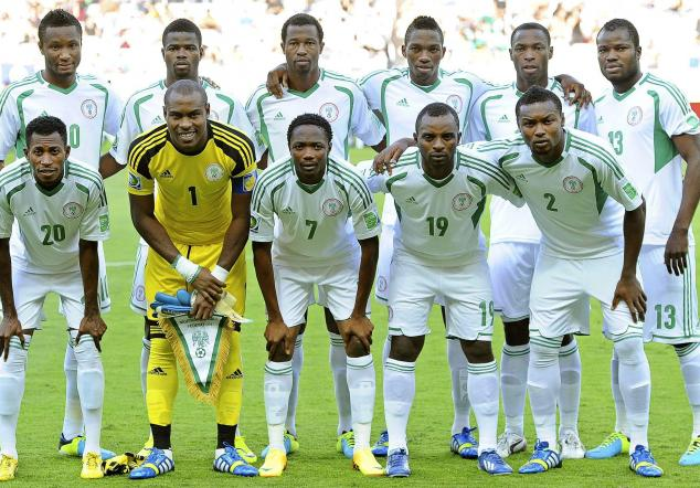 La selección de Nigeria quedó eliminada de la Copa del Mundo tras la fase de grupos