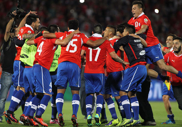 La federación de fútbol de Chile desmintió rotundamente los rumores de indisciplina por parte de sus jugadores durante el Mundial