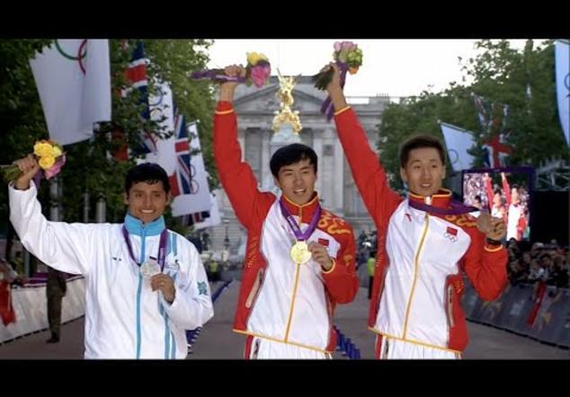 Así recuerda Erick Barrondo su medalla en los Juegos Olímpicos de Londres 2012