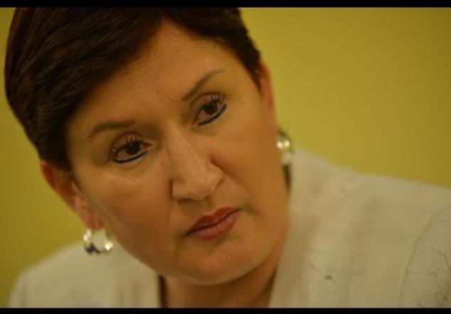 Thelma Aldana #A1AñoDeLaLínea