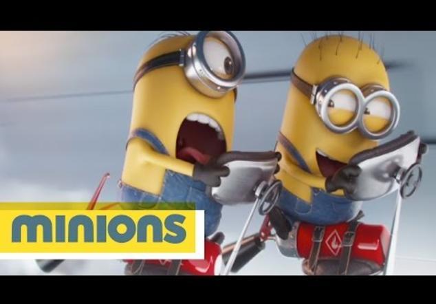 "Minions ""The Competition"" Mini-Movie (HD) - Illumination"