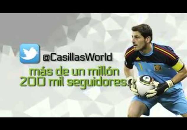 Figuras del Mundial  Iker Casillas