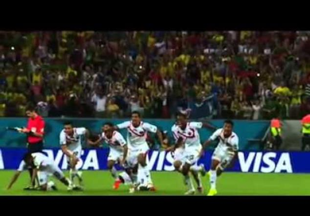 Momentos inolvidables del mundial Brasil 2014
