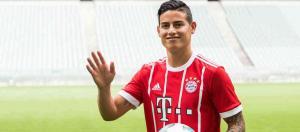 Escándalo en Alemania por el sueldo real de James Rodríguez foto