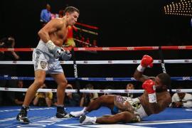 Gennady Golovkin noqueó a Curtis Stevens, Nueva York, Boxeo, Box, Maravilla Martínez