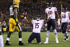Bears, Packers, NFL ,semana 9