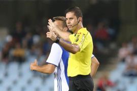 Trujillo Suárez árbitro español foto