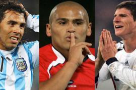 Futbolistas tomaron sustancias prohibidas durante el mundial 2010 foto