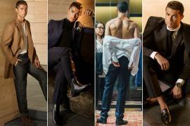 a CR7 entre los deportistas más fashion foto
