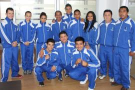 Selección de Boxeo, Guatemala, CA
