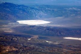 Una extraña nube fue captada por viajeros cerca del Área 51 en Estados Unidos