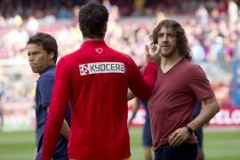 Puyol ahora ayudará a Zubizarreta en la gerencia deportiva del club azulgrana