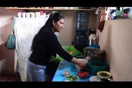 Los tradicionales tamales guatemaltecos