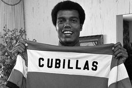 Teófilo Cubillas es considerado el jugador más grande en la historia de la selección peruana